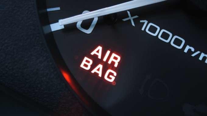 Airbag Warning Light Reset